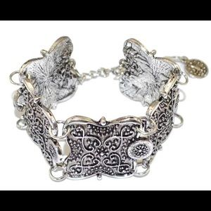 Jewelry - BOHEMIAN COIN  BRACELET NEW